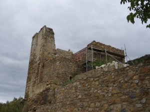 Serraduy - El Barri. San Martín (s. XVII)