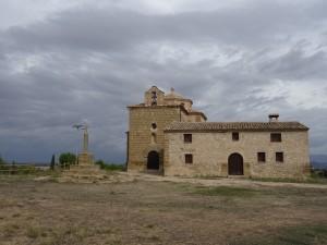 San Román (Ponzano). Paso de cabañera