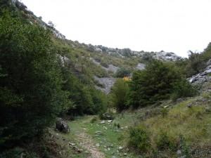 Rodellar. Garganta Alta