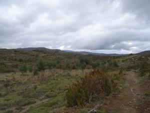 Camino de Otín. Tierras deshabitadas de Guara