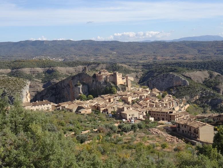 Ruta por Alquézar – Basacol – Abrigo de Quizáns