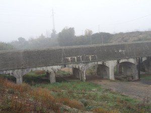 Cofita. Acueducto canal de Ariéstolas
