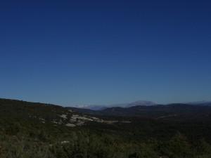Camino de Suelves. Monte Perdido y el Turbón