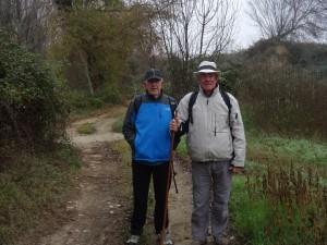 Camino de la ermita de Salas