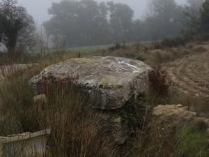 Restos fortificación militar (búnker)