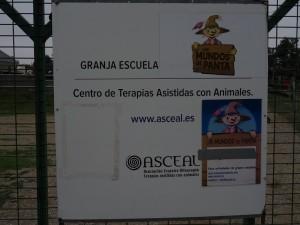 Huesca. Centro Terapias Asistidas con Animales