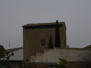 Monflorite. Torre medieval