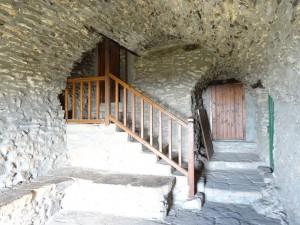 Mesón de Sevil. Interior