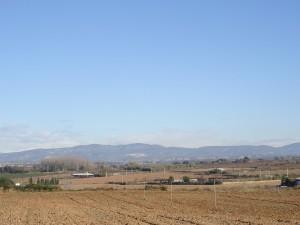 Camino de Valcarca. Sierra de la Carrodilla