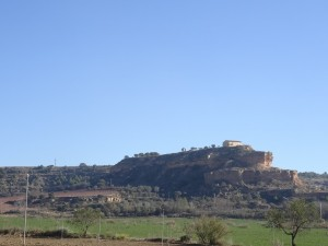 Valcarca. Ermita San Elías