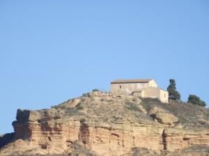 Valcarca. Ermita de San Elías