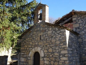 Biascas de Obarra. Virgen del Rosario (s. XIX)