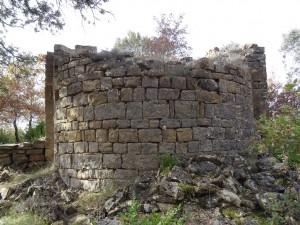 Fornons. Ermita San María (s. XI)