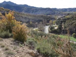 Al fondo Serraduy