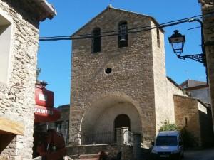 La Puebla de Roda. Iglesia de Santiago (s. XVI)