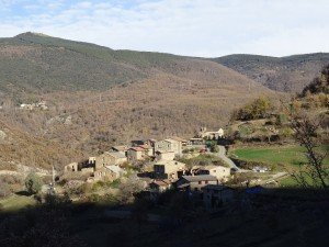 Pardinella. Camino Biascas de Obarra