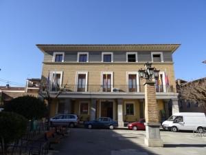 Sariñena. Ayuntamiento