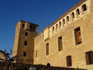 Baélls. Palacio fortificado de los Desvalls