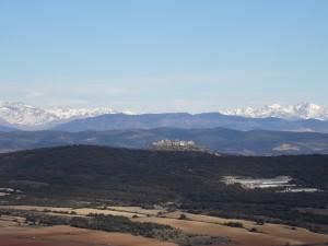 Camino de San Quílez. El pueblo de Pilzán