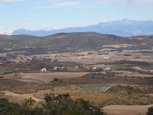 Camino San Quílez. Castilló del Plá