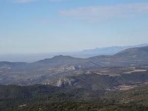 Camino de San Quílez. Calasanz
