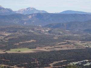 Camino San Quílez. Estopiñán del Castillo