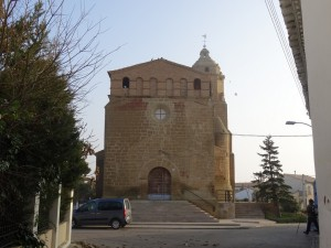 Alberuela de Tubo. San Juan Evangelista