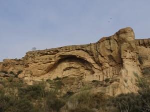 La Gabarda. El Arco