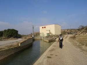 Canal del Flumen