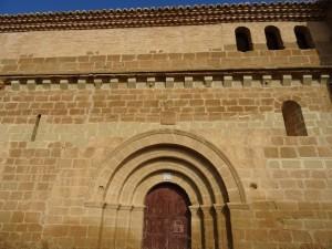 Marcén. Iglesia de San Pedro