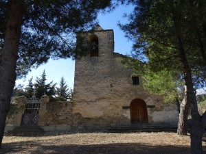 Güel. Iglesia de Santa María