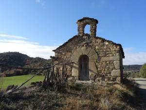Güel. Ermita Santo Cristo