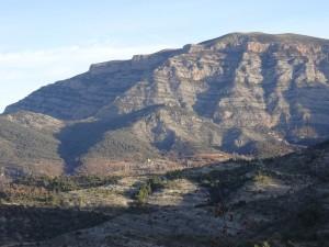 Al fondo, Serraduy - El Barri