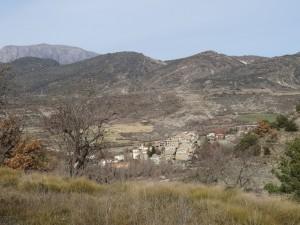 La Puebla de Roda, desde El Villar