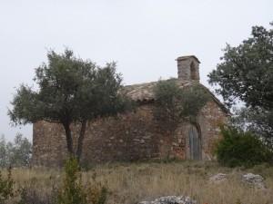 Aler. Ermita de San Martín