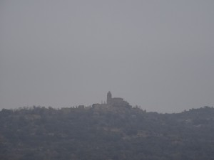 Castarlenas. Desde la ermita de San Martín
