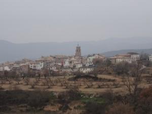 La Tosquilla. Una vista de Torres del Obispo