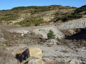 Mina Santa Eulalia a cielo abierto