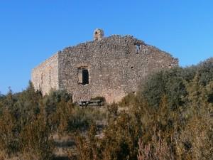Imagen de la ermita de San Salvador
