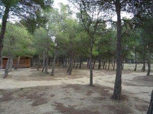 Parque de Aventura La Gabarda
