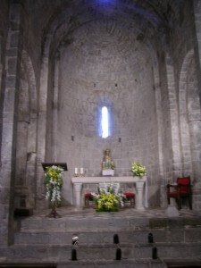 Santa María de Alaón