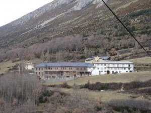 Vilas del Turbón. Balneario