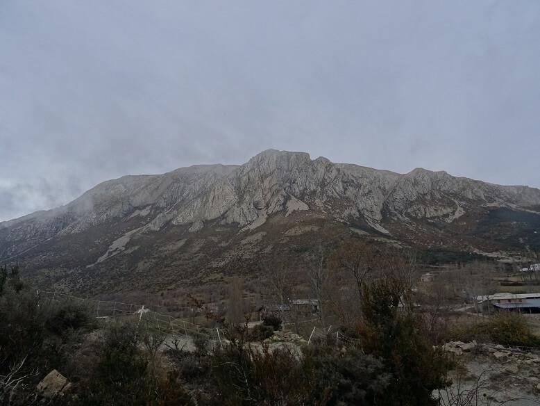 Ruta por las Vilas del Turbón y Villacarli