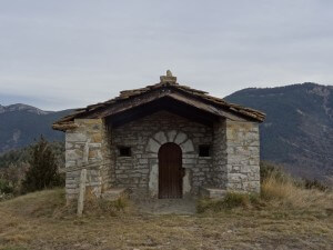 Vilas del Turbón. Ermita San Antonio