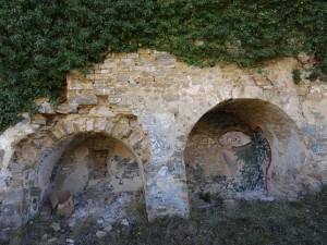 San Abdón y San Senén. Restos antigua ermita