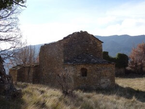 Torre la Ribera. San Abdón y San Senén