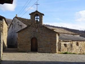 Torre la Ribera. Santa Brígida
