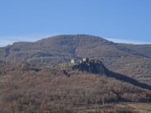 Pallerol y el cerro San Vicén Farré al fondo