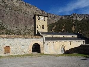 Monasterio de Alaón