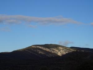 Cerros de Quizáns. Abrigos rupestres de Quizáns